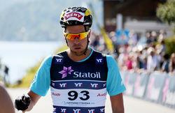 HÄR ÄR Chris Jespersen under Toppidrettsveka för ett år sedan. Foto: IVAR TORSET/sweski.com