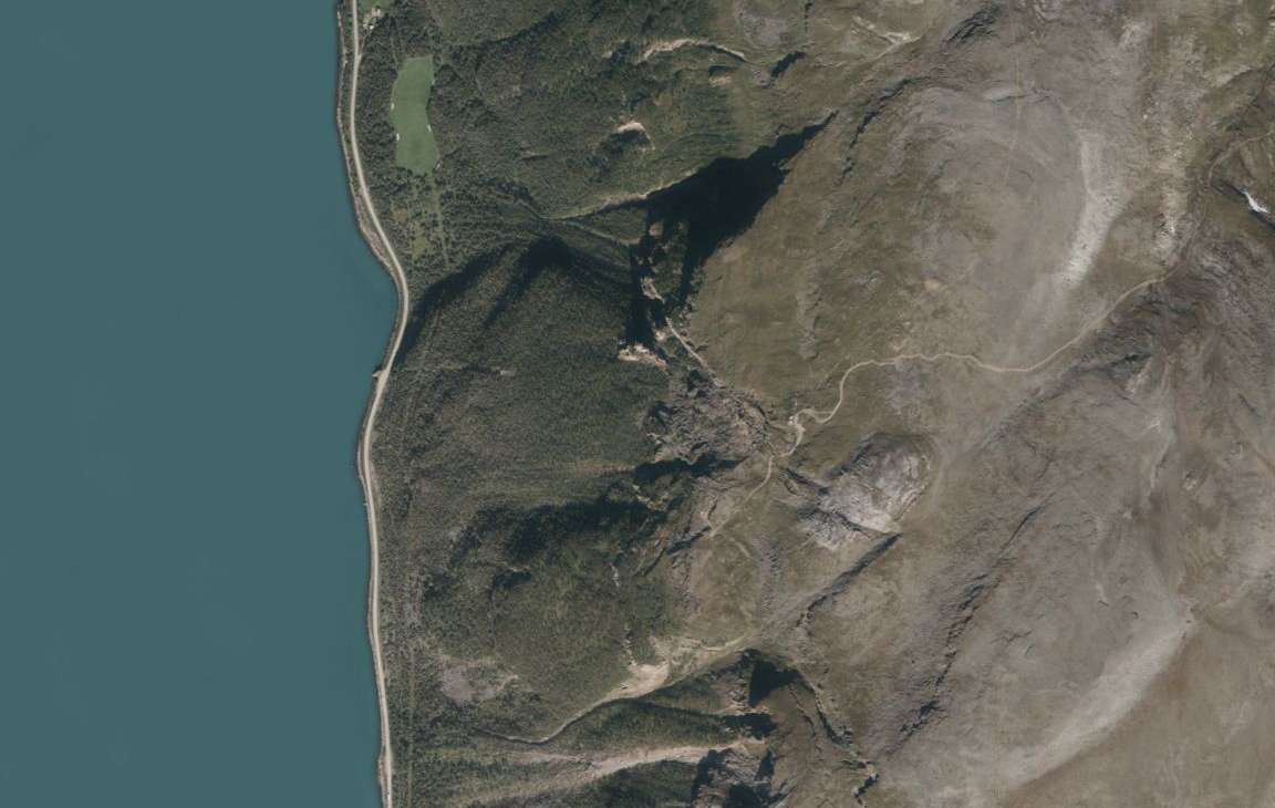 Flybilde Nordnes