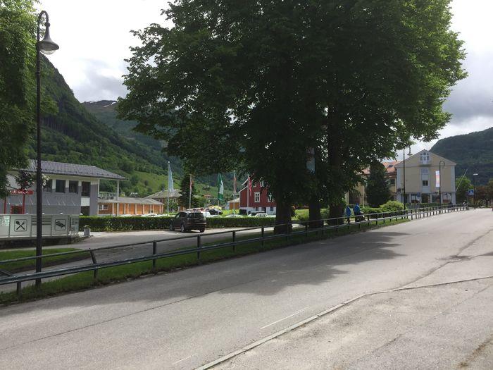 Blix hotell og Meieriet i Vik