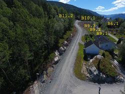 Drone, B6.1 og B9.1-B9.3