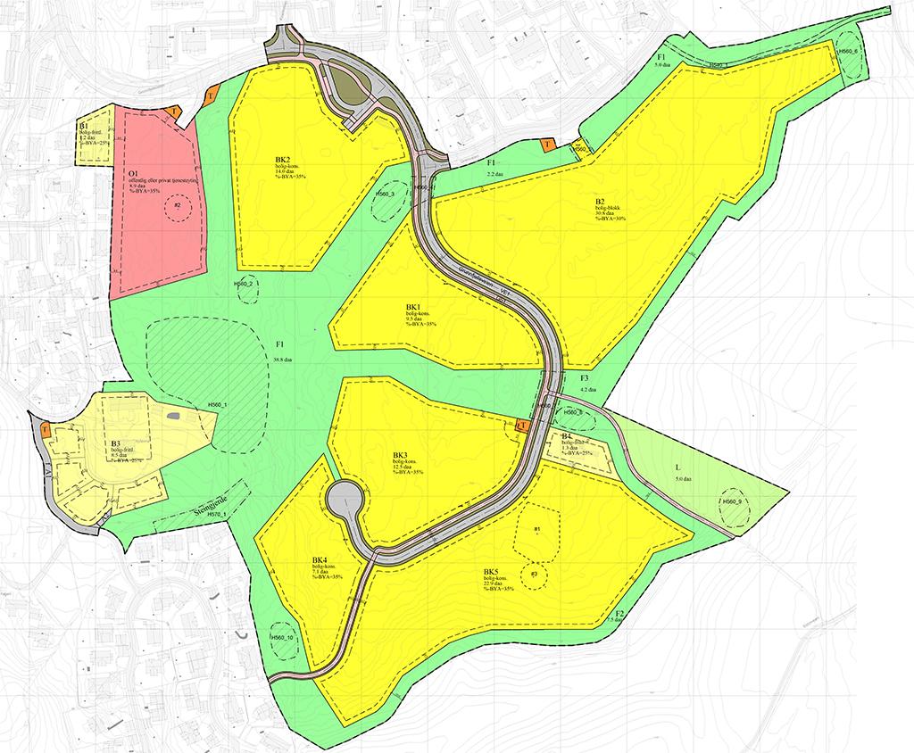 Reguleringsplan For Dyster Eldor Er Vedtatt As Kommune