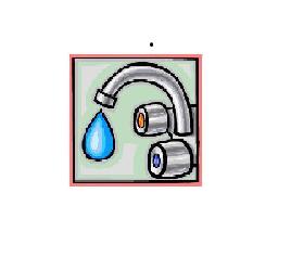stengt vann