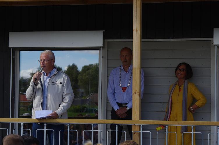 2017-08-21 Åpning Ås modul - Rustad skole