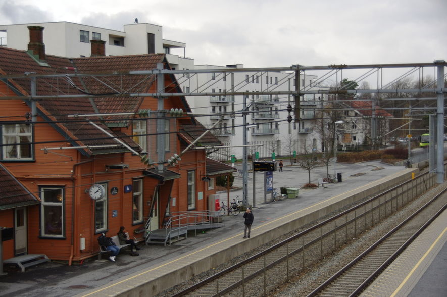 Ås stasjon