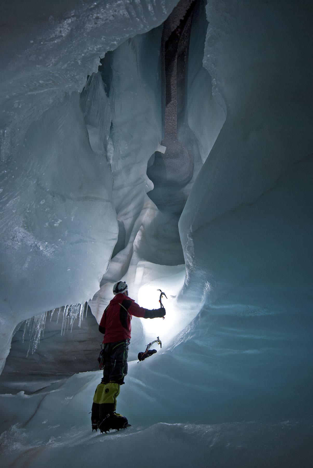 Svalbards isbreer