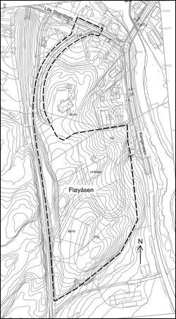 Varsel om oppstart av detaljregulering for Gnr 143 Bnr 2 – Fløyåsen boligfelt i Hølen i Vestby kommune