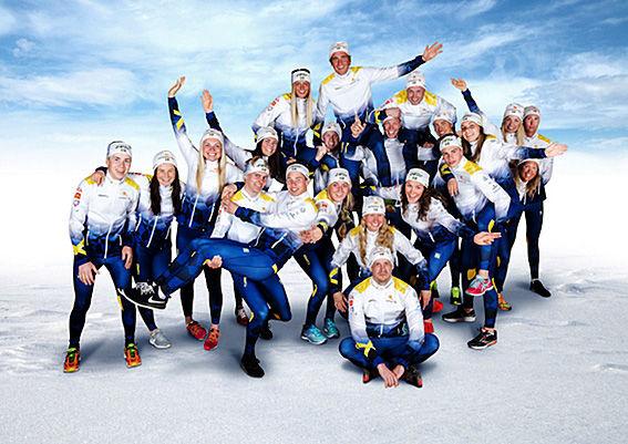 LANDSLAGETs träningsgrupp 3 söker en ny tränare när Martina Höök nu skall vara föräldraledig genom den kommande säsongen. Foto: SVENSKA SKIDFÖRBUNDET