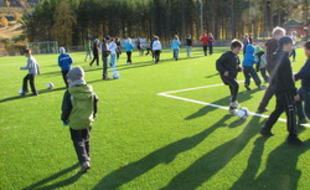 Fotball i fokus