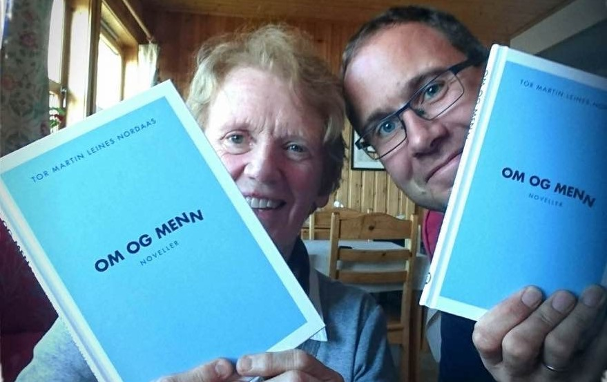 Bokbad i Brasøy_Anne og Tor Martin