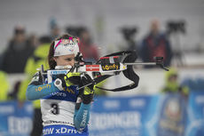 04.03.2017, Pyeong Chang, Korea (KOR):Anais Chevalier (FRA) -  IBU world cup biathlon, pursuit women, Pyeong Chang (KOR). www.nordicfocus.com. © Manzoni/NordicFocus. Every downloaded picture is fee-liable.
