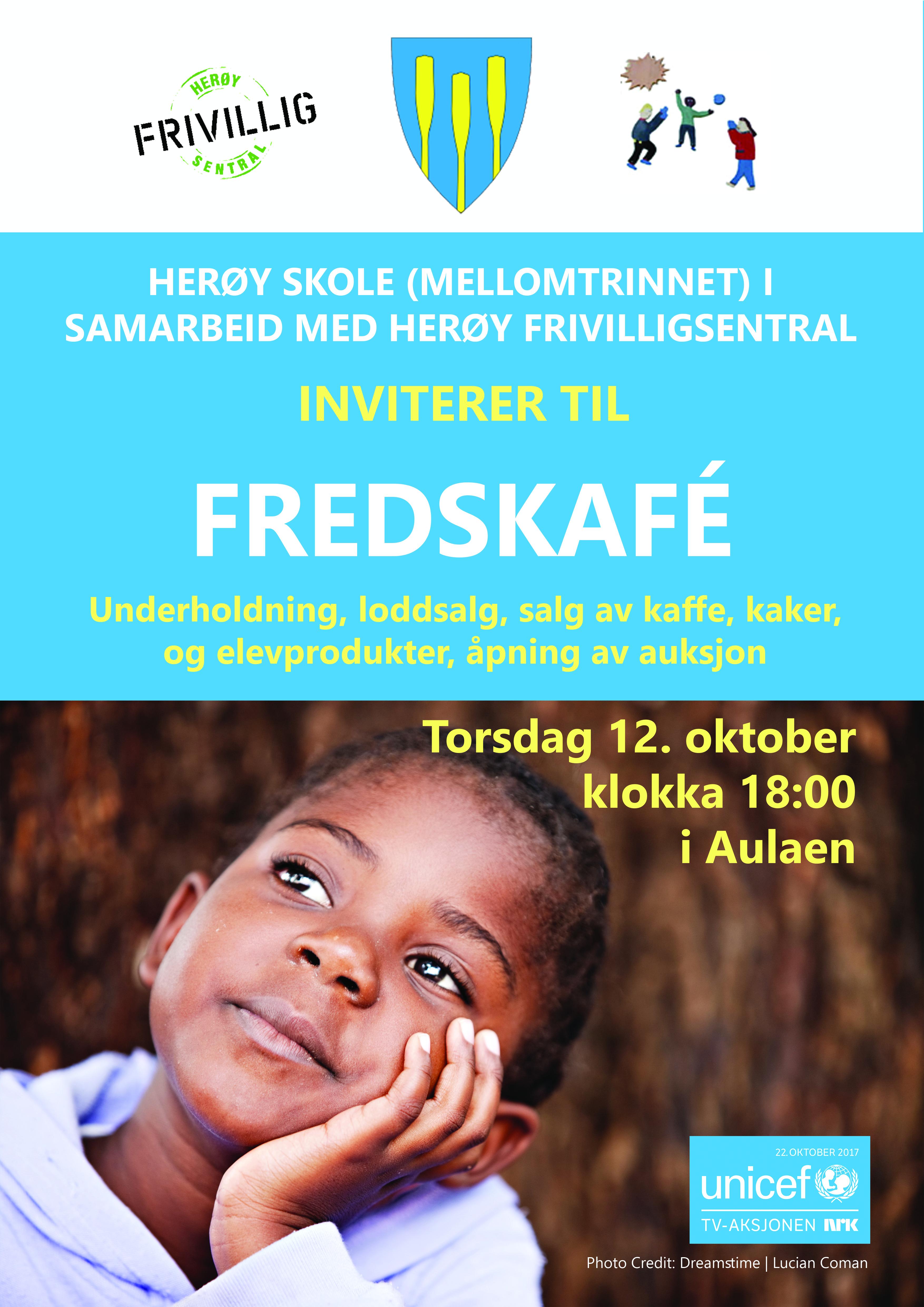 Plakat UNICEF sist