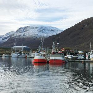 Manndalen havn fiskebåter JKN til fri bruk