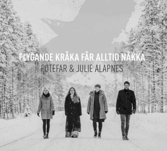 Fotefar & Julie Alapnes, Talik