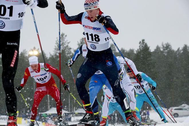 SIMON LAGESON, Åsarna har tillsammans med klubbkompisen Jens Burman tvingats lämna återbud till lördagens femmil i Holmenkollen. Foto/rights: MARCELA HAVLOVA/KEK-stock