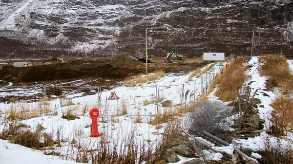 Sykehjemstomta på Svenhaugen