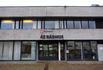 Nye skilt Ås kulturhus og Ås rådhus