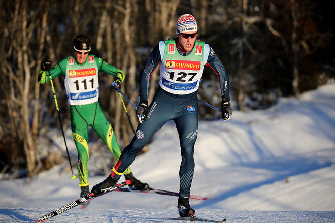 SIMON LAGESON, Åsarna ersätter Daniel Richardsson i söndagens distanstävling i världscupen i Planica i Slovenien. Foto/rights: KJELL-ERIK KRISTIANSEN/KEK-stock