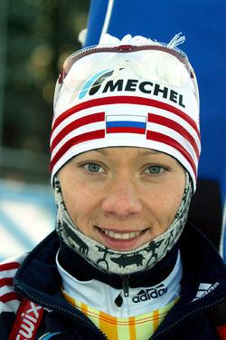 OLGA ZAITSEVA har stängts av från OS på livstid och har enligt IOK-rapporten använt flera olika typer dopingpreparat. Tränaren Wolfgang Pichler säger sig inte ha märkt något. Foto/rights: KJELL-ERIK KRISTIANSEN/KEK-stock