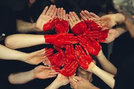 hjertehånd