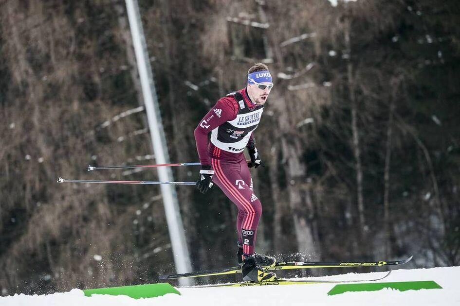 Sergey Ustiugov Biathlon