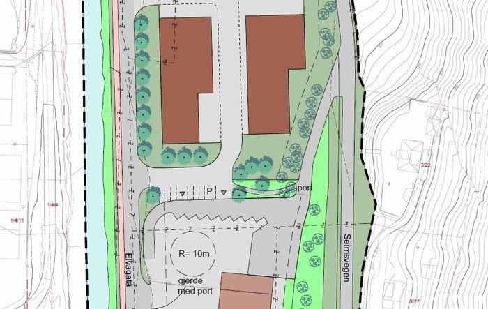 Vikja-Seimsvegen avgrensa område-illustrasjonsfoto 2