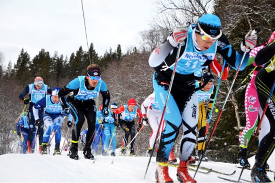PÅ SÖNDAG är det dags för Vålådalen Classic Ski igen, det rapporteras om perfekta förhållanden i Vålådalen. Foto: LENA GAVELIN