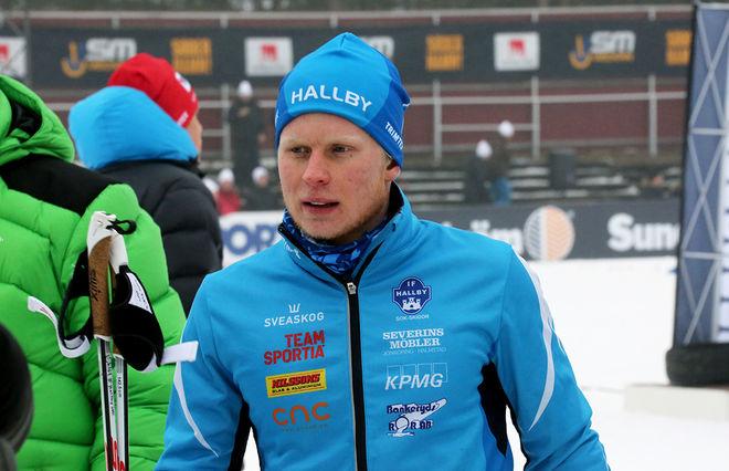 JOHANNES EKLÖF, IF Hallby SOK vann Ulricehamnsloppet som samlade över 600 åkare i helgen. Foto/rights: MARCELA HAVLOVA/KEK-stock