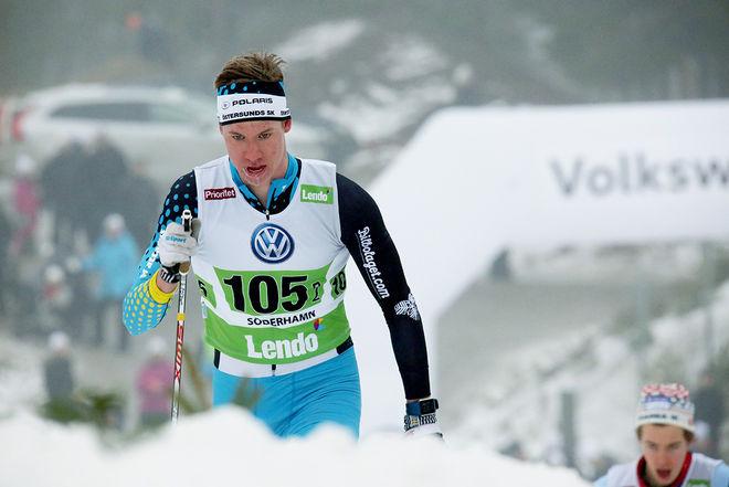 EMIL PERSSON, ÖSK vann Haldo Hanssons Minne med en dryg halvminut före klubbkompisen Erik Melin Söderström. Foto/rights: MARCELA HAVLOVA/KEK-stock