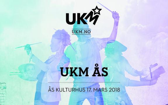 UKM plakat 2018 illustrasjonsbilde