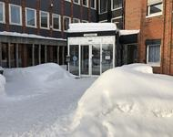 Lunner rådhus vinter