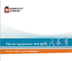 plan for legetjenesten 2018-2021 forside