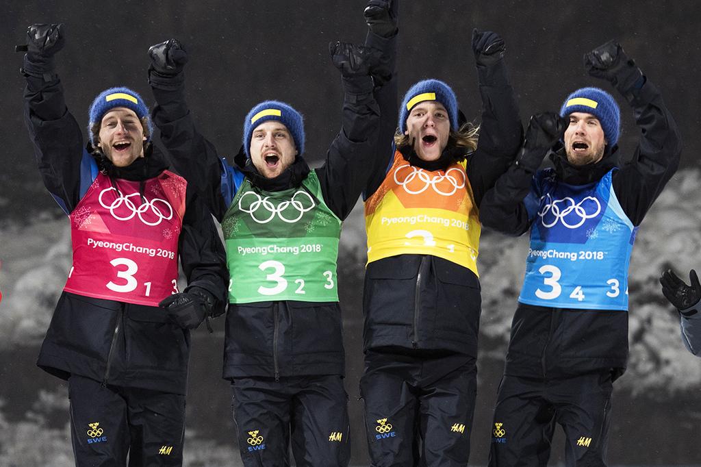 Norge hoppas pa os guld