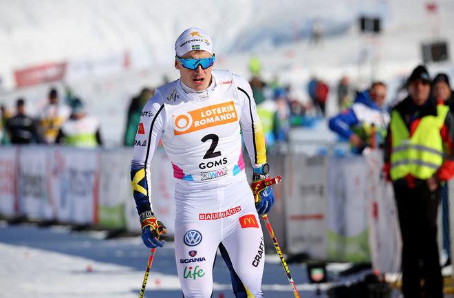 ANTON PERSSON, SK Bore är en av dom yngre åkarna som får en ny chans i världscupen i Lahtis kommande helg. Foto/rights: KJELL-ERIK KRISTIANSEN/KEK-stock