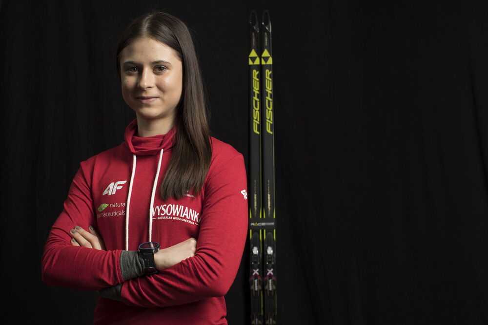 28.11.2016, Oestersund, Sweden, (SWE):Zuk Kamila (POL) - IBU world cup biathlon, photoshooting, Oestersund (SWE). www.nordicfocus.com. © Manzoni/NordicFocus. Every downloaded picture is fee-liable.