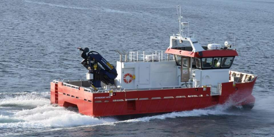 Ny båt til Seløy Sjøfarm_bilde Facebook