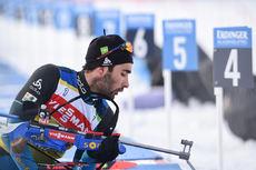 21.03.2018, Tyumen, Russia (RUS):Martin Fourcade (FRA) - IBU world cup biathlon, training, Tyumen (RUS). www.nordicfocus.com. © Tumashov/NordicFocus. Every downloaded picture is fee-liable.