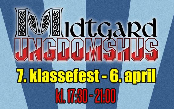 7 klassefest Midtgard 2018