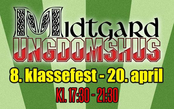 8 klassefest Midtgard 2018