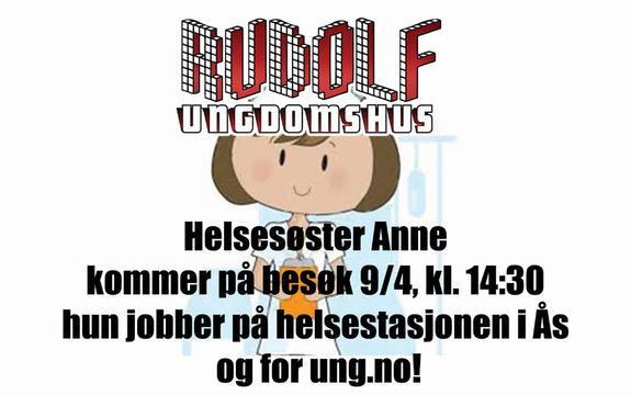 Rudolf helsesøster