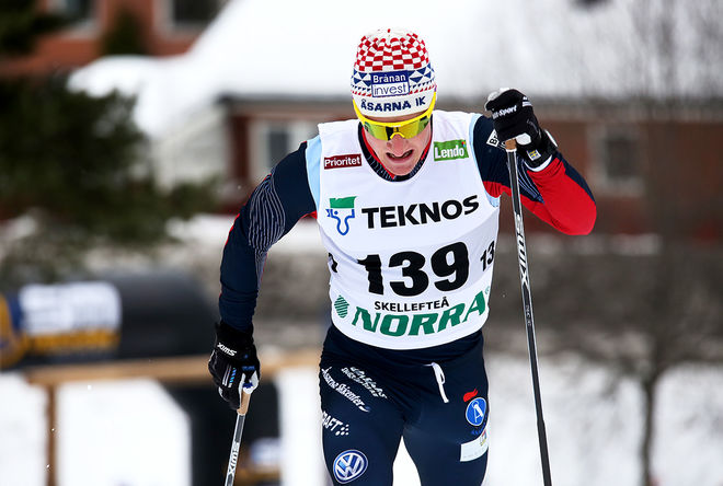 JENS BURMAN, Åsarna IK är given i ett svenskt distanslag kommande säsong. Foto/rights: KJELL-ERIK KRISTIANSEN/KEK-stock