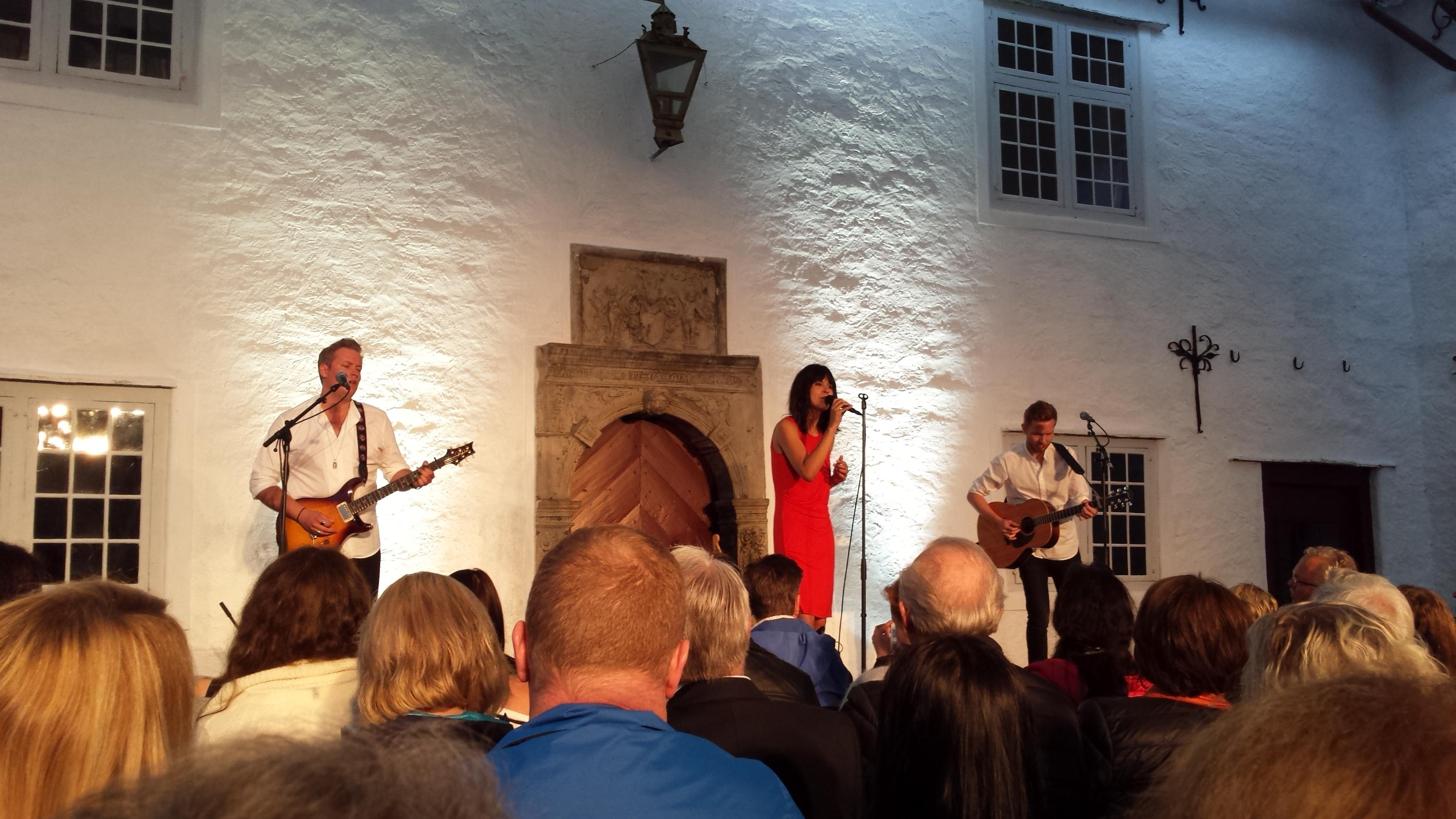 Konsert Baroniet Rosendal