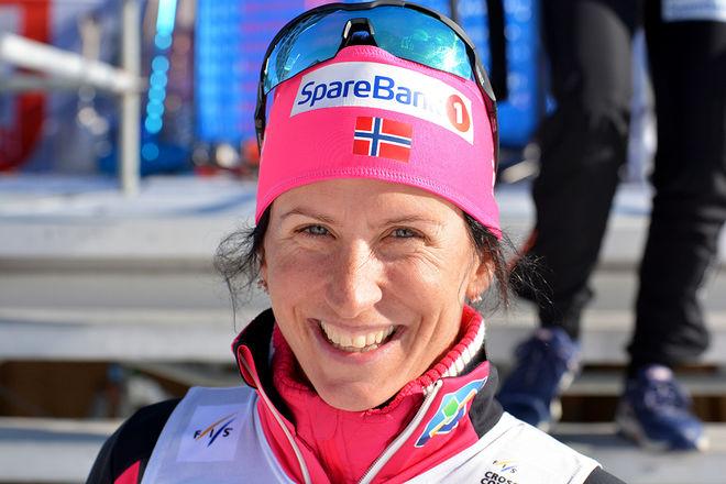 MARIT BJØRGEN har inte motivation att fortsätta och lägger, 38-åringen som är tidernas vinterolympier. Foto: ROLF ZETTERBERG