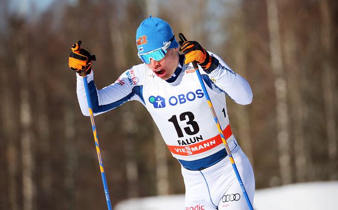 OLYMPIAMÄSTAREN Iivo Niskanen förstärker Team Mäenpää tillsammans med Ristomatti Hakola och Ari Luusua i Visma Ski Classics-finalen Ylläs-Levi på lördag. Foto/rights: MARCELA HAVLOVA/KEK-stock
