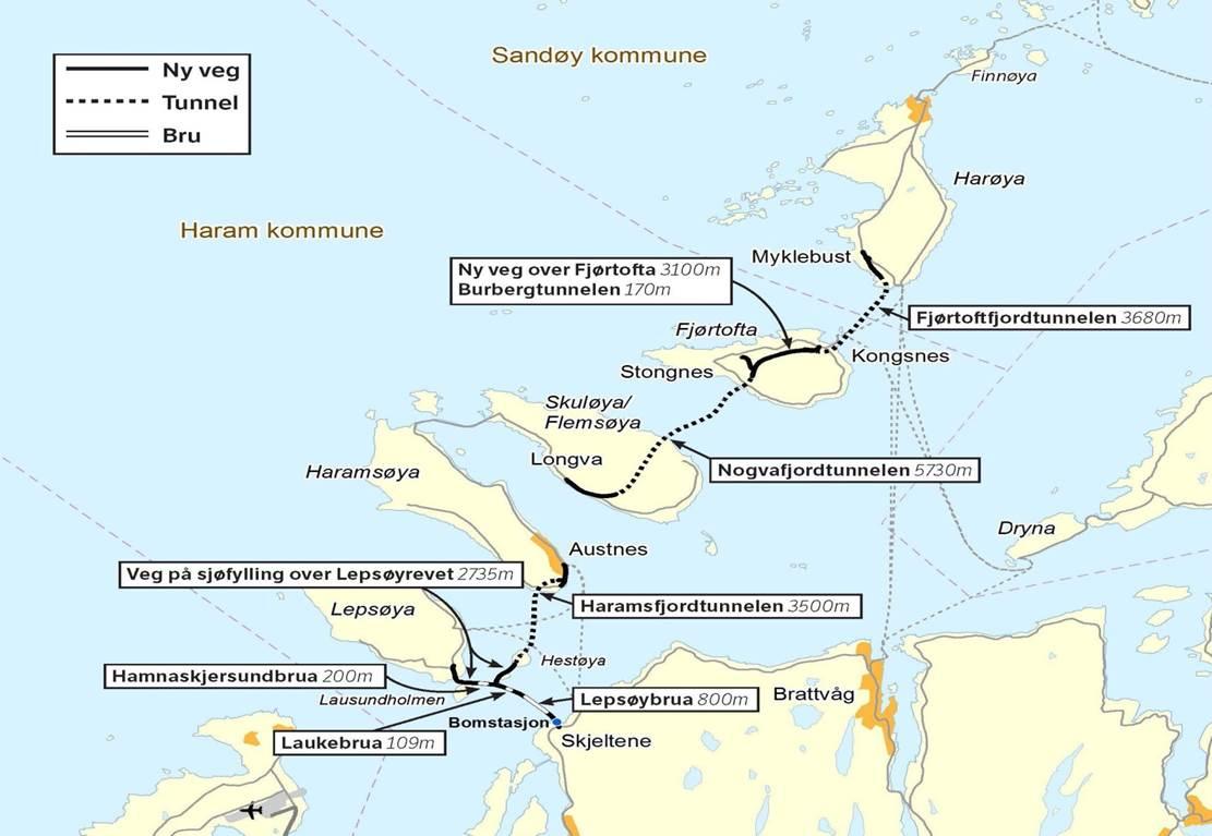 Møte med fylkesråd for næring_Nordøyvegen