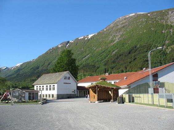 Omvikdalen