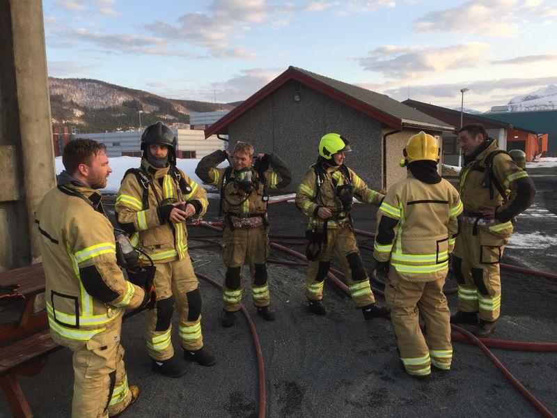 Internopplæring brannvesenet