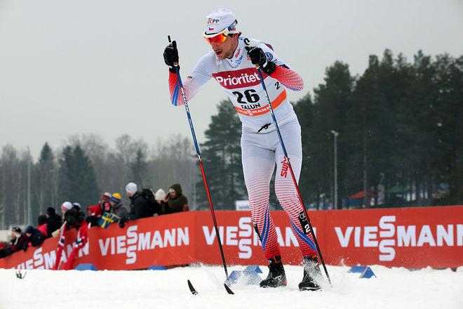 MARTIN JAKS från Tjeckien var både 9:a och 10:a på OS i Pyeongchang i vintras, men nu lägger 31-åringen av på toppnivå. Foto/rights: MARCELA HAVLOVA/KEK-stock