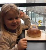 Thea Oline 5 år