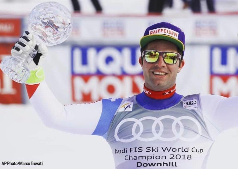Ski alpin le classement de la coupe du monde de descente - Classement coupe du monde de ski alpin ...