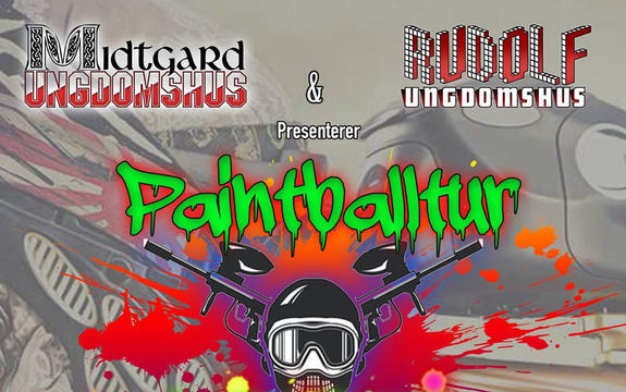 Paintballtur 2018